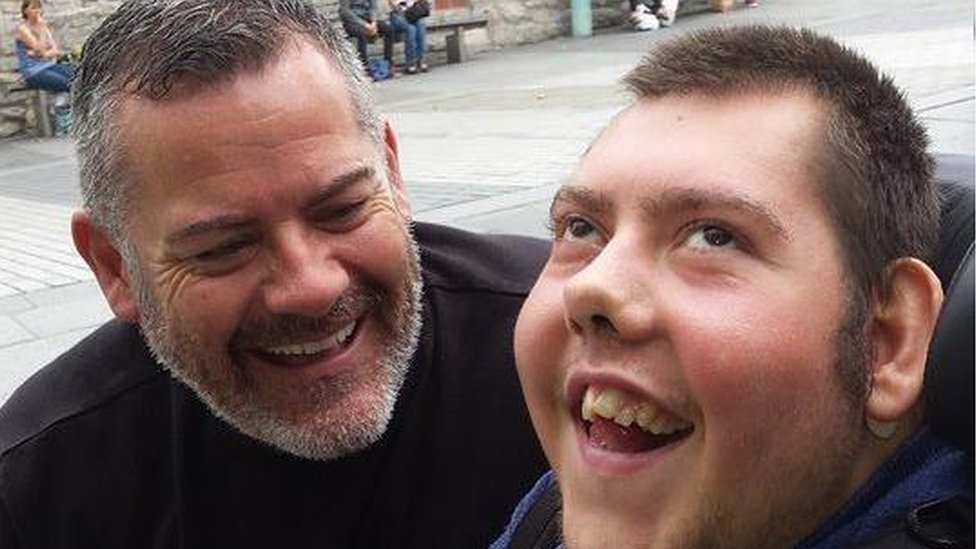Plymouth Argyle fan meets FA Cup tie guardian angels after sons death