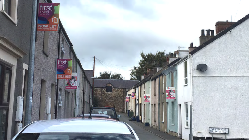 Letting signs crackdown to improve Bangor's look