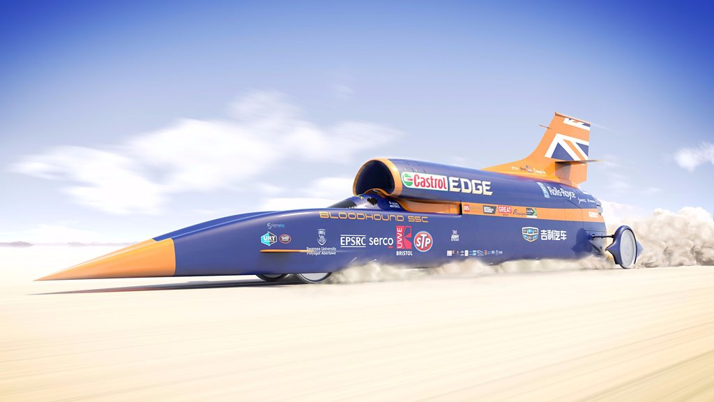 What's stopping Bloodhound getting to 1,000mph?