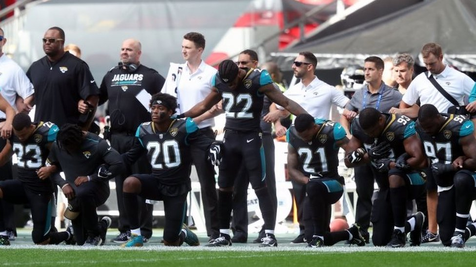 NFL clubs to be fined if players kneel