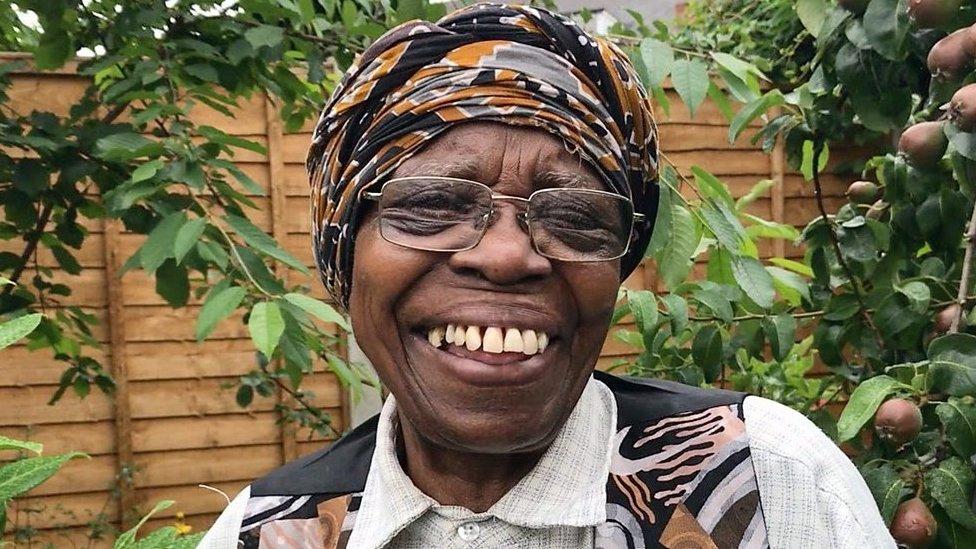The 83-year-old inspiring teenagers through gardening
