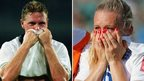 From Gazza to Bassett: 25 years of tears