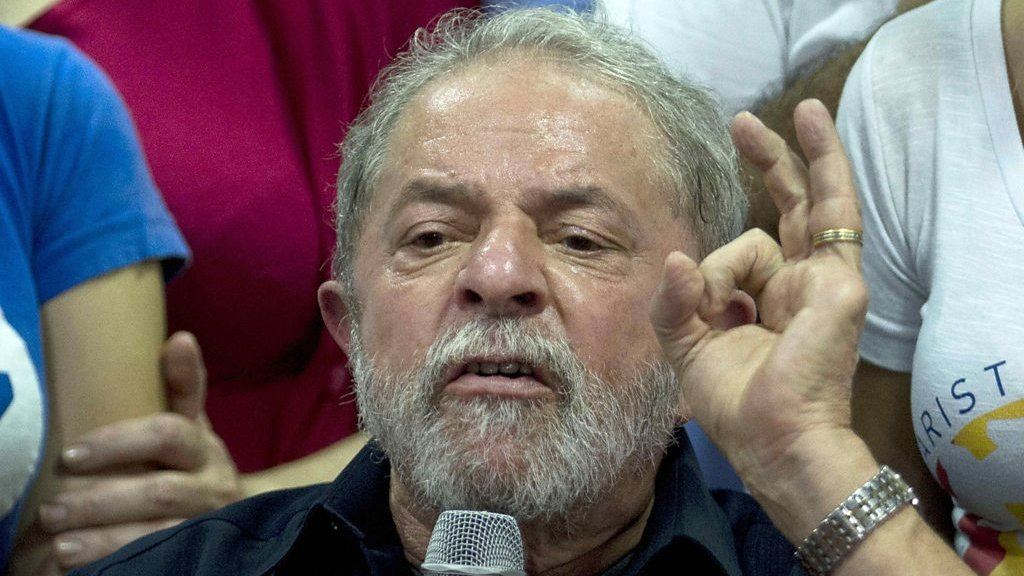 """Lula: """"je veux être candidat à la présidence de la République"""""""