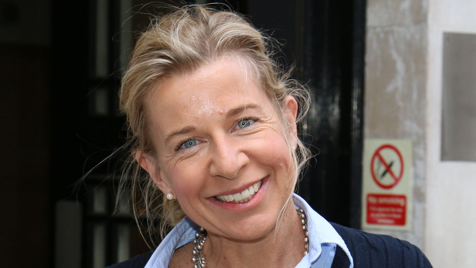 Katie Hopkins musical wins UK Theatre Award