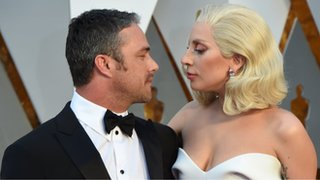 Lady Gaga takes 'a break' from her fiance