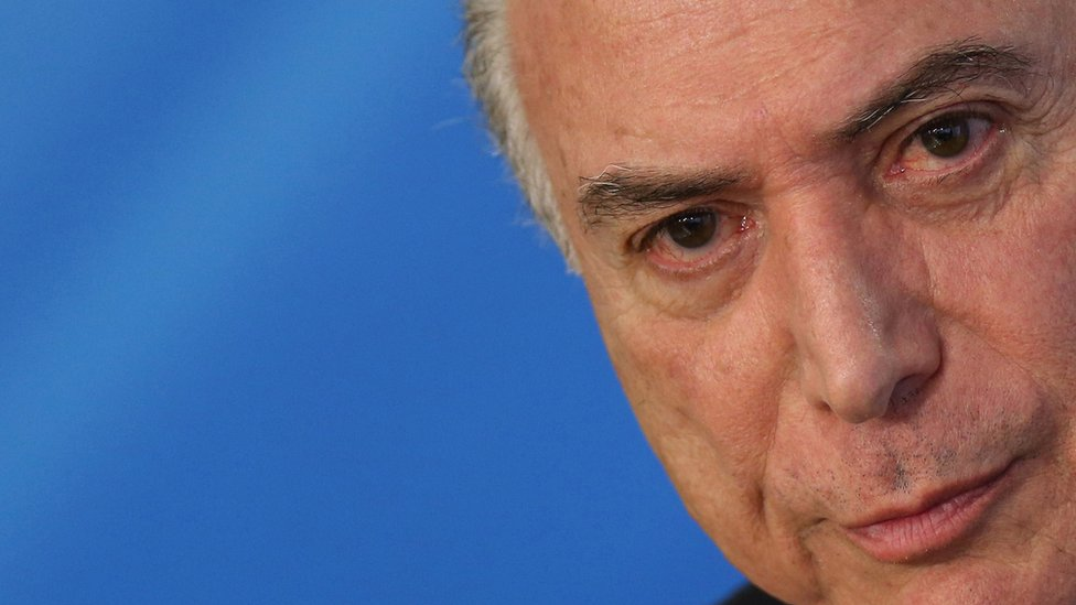 Brazil corruption scandal: President Temer slams judiciary