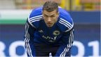Bosnia hopeful Dzeko will face Wales