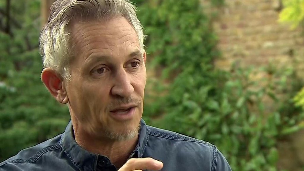 Gary Lineker: All player transfers should be transparent