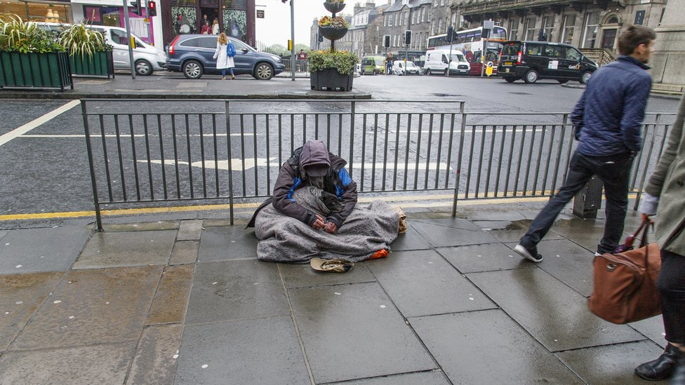 La palabra del año tiene que ver con la pobreza.