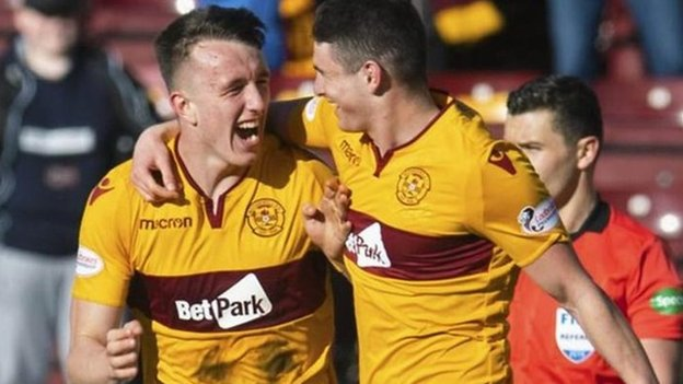 Highlights: Motherwell 2-1 Heart of Midlothian