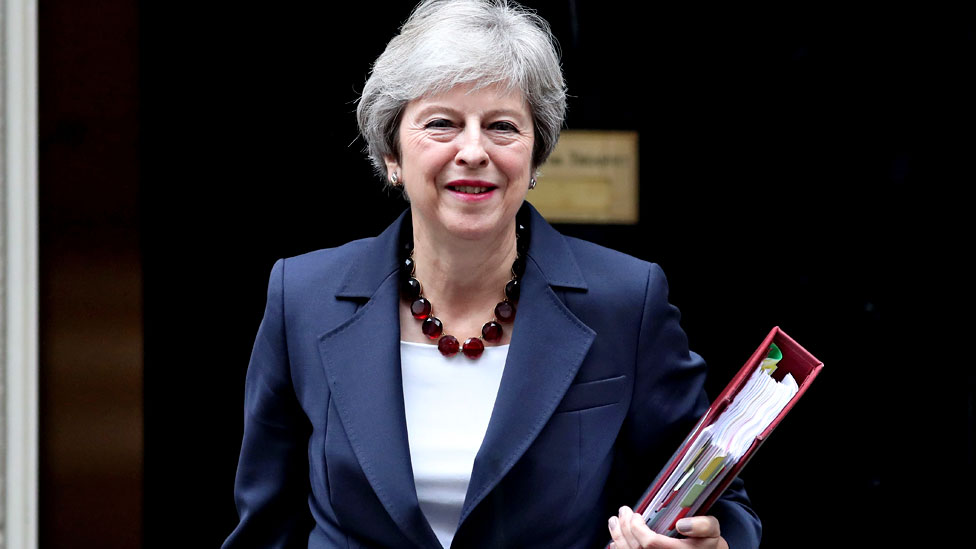 Theresa May: My Brexit plan is not dead