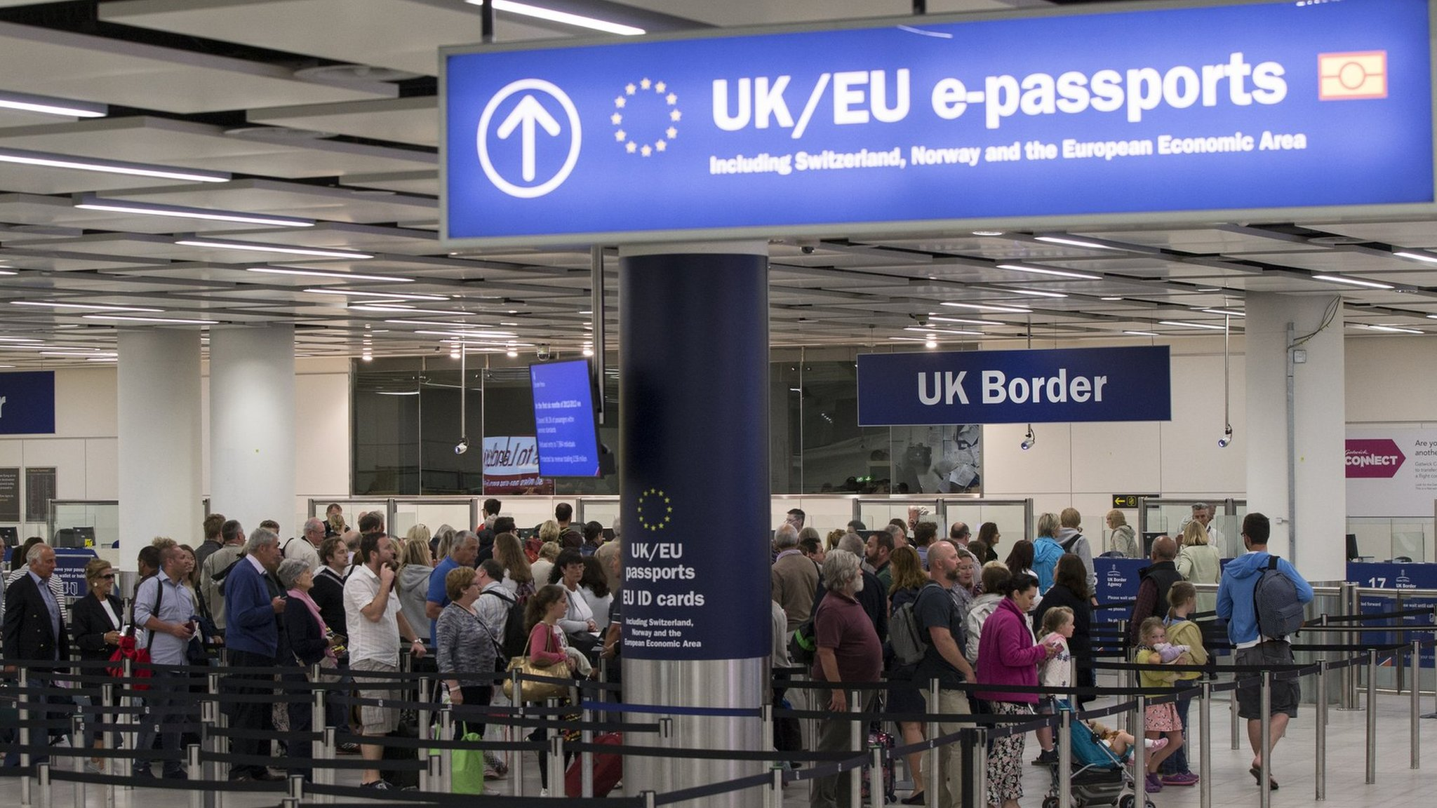 Brexit: UK-EU freedom of movement 'to end in March 2019'