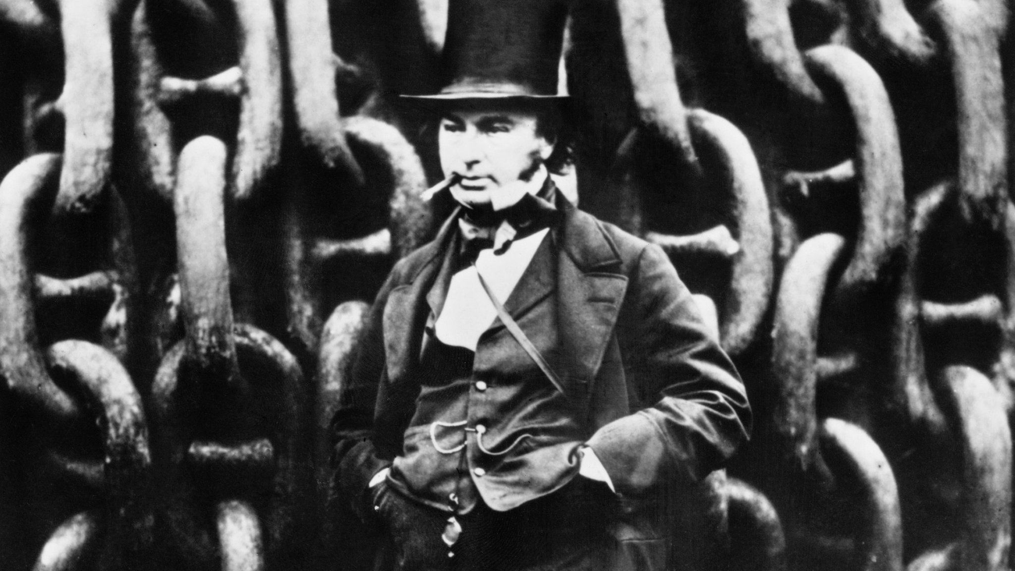 Isambard Kingdom Brunel: The engineering giant with 'short man syndrome'