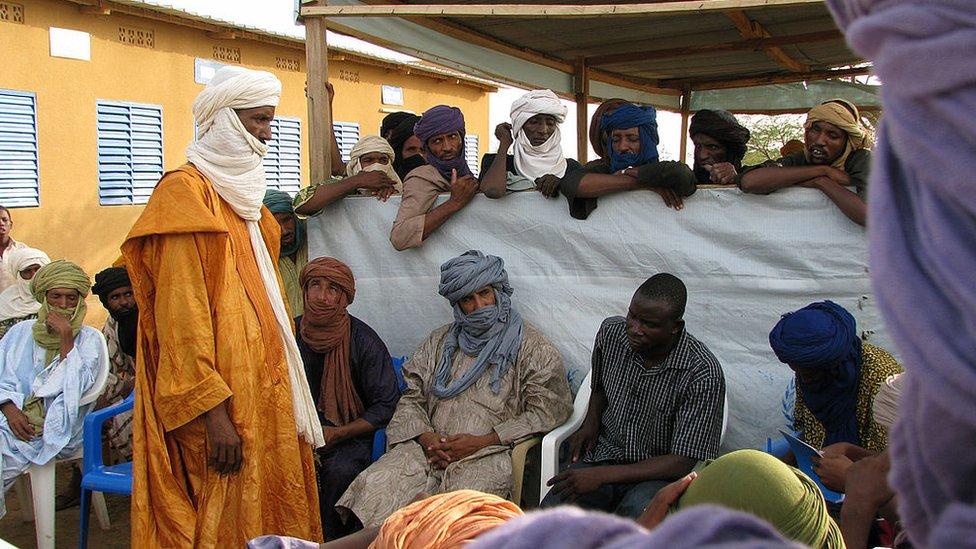 Au Burkina Faso, plus de 2 000 déplacés débarquent dans la capitale