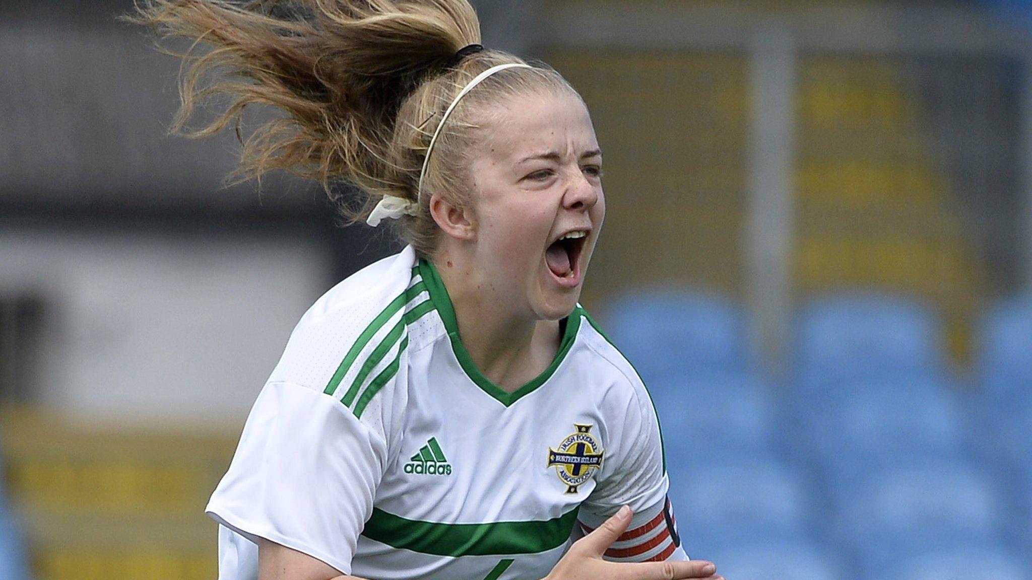 Uefa Women's U19 Championship: Ambition fuelling Northern Ireland's bid for success