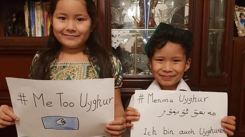 Uighurs ask China: 'Show me my mother and father are alive'