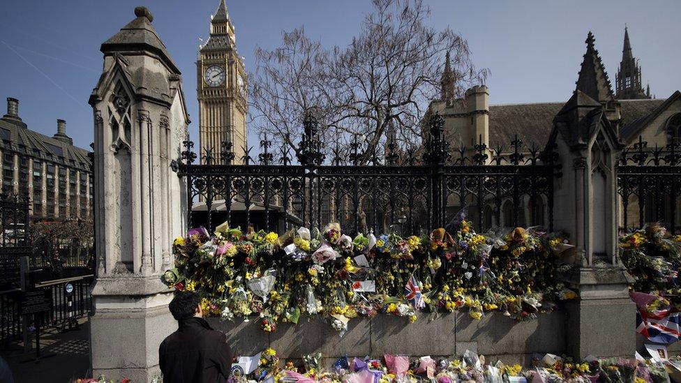 جزئیات تازه از حمله به پارلمان بریتانیا در لندن