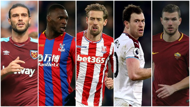 Wanted: Striker, at least 6ft 1in - Chelsea and their hunt for a target man