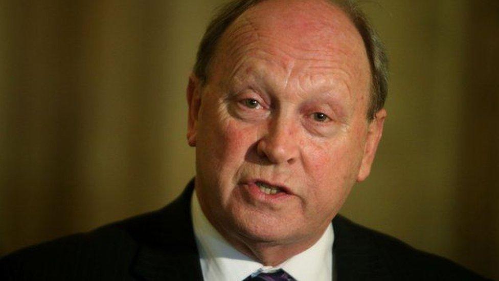 Allister accuses former DUP SPAD over RHI scheme