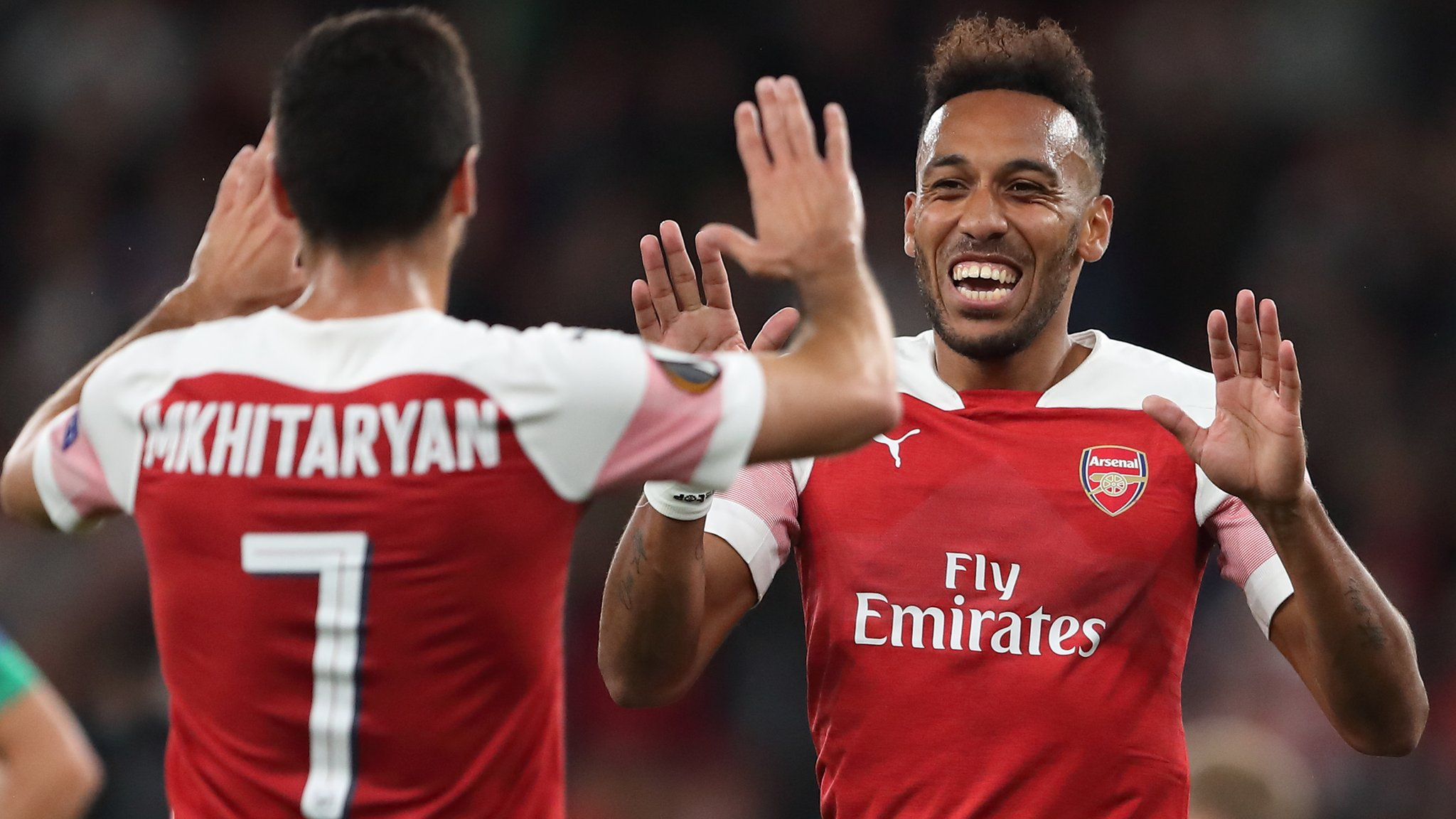 Arsenal must 'improve a lot of things' to catch leaders - Emery