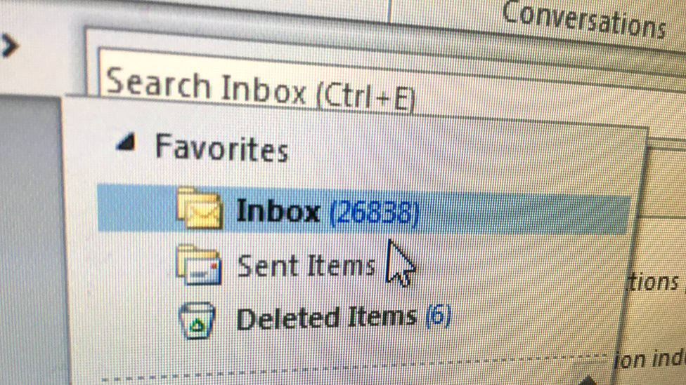 How to cope with email overload