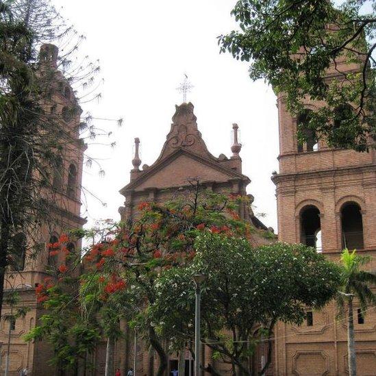 La Catedral Metropolitana Basílica de San Lorenzo