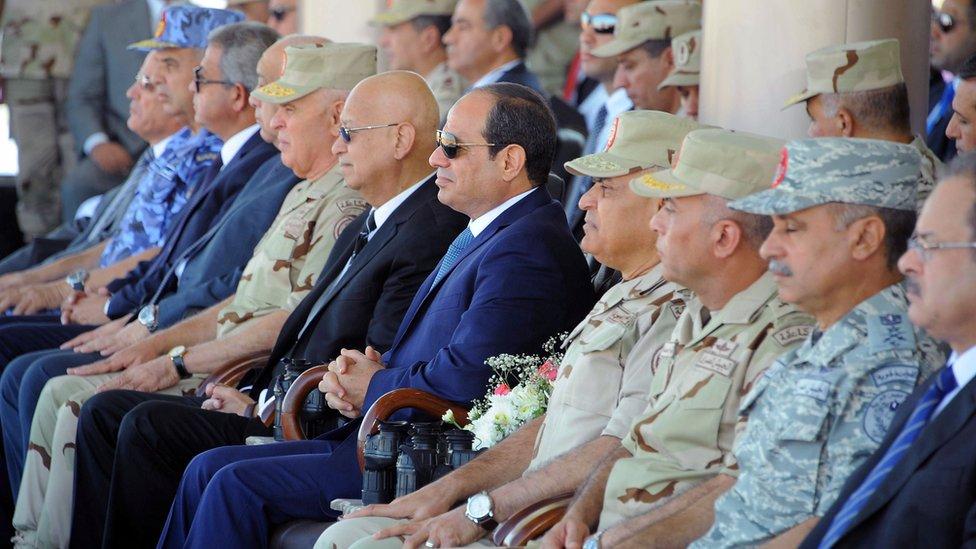 إيرتريا نفت تقارير تفيد بوصول قوات مصرية إلى أراضيها