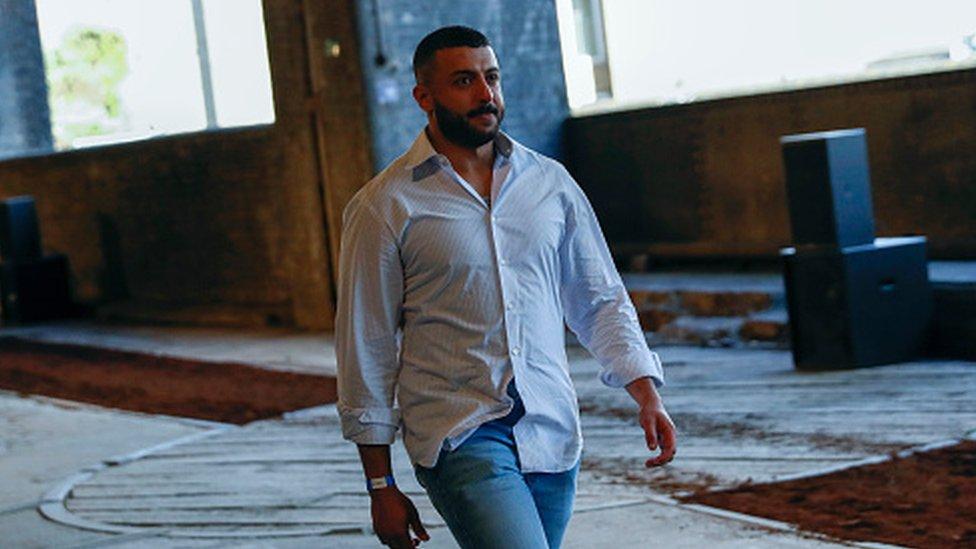 Khalid Al Qasimi Uae Sheikh And Fashion Designer Dies At 39 Bbc News