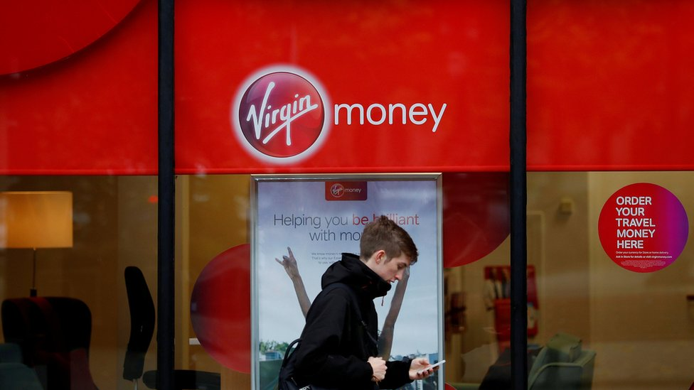Virgin Money bought by CYBG for �1.7bn