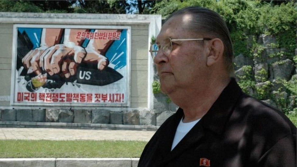 Chuyện người lính Mỹ cuối cùng ở Bắc Hàn