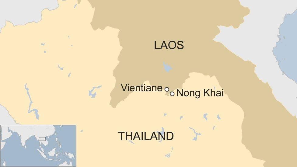 Thailand, Laos