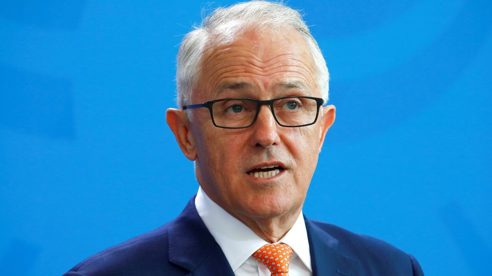 Malcolm Turnbull: Australian PM survives leadership challenge