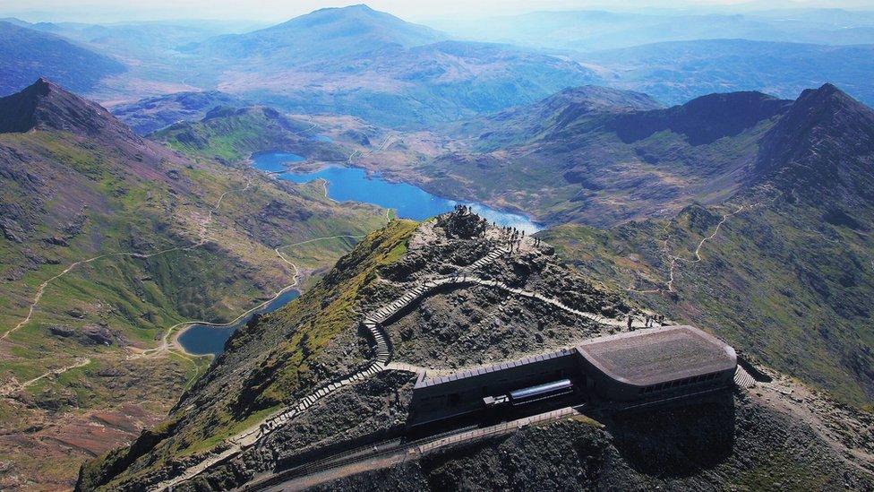 Snowdon: Celebration planned for summit building anniversary