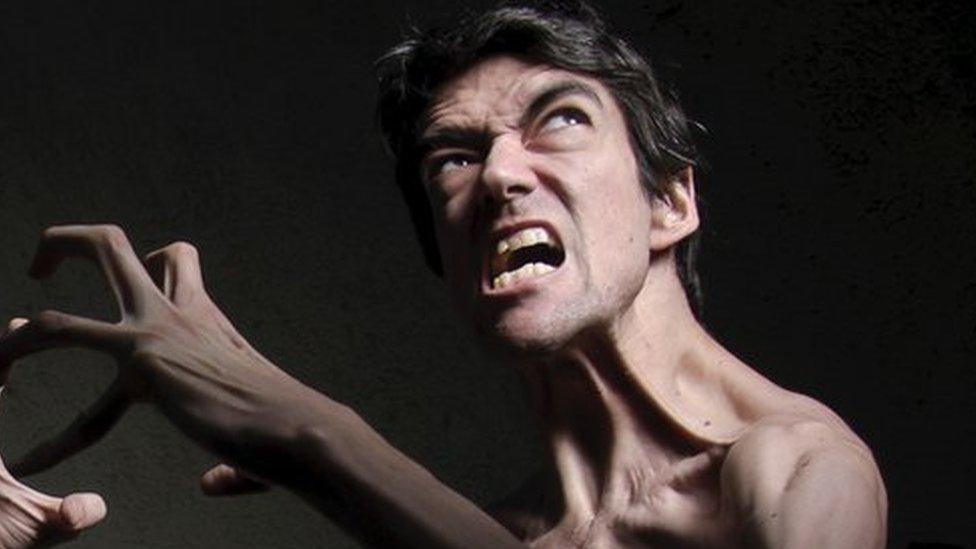 Javier Botet: Meet the actor behind Hollywood's monsters