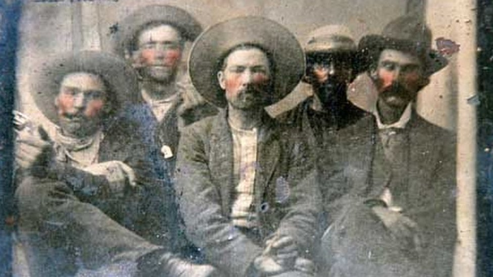 Apparent 'Billy the Kid photo' may be worth millions