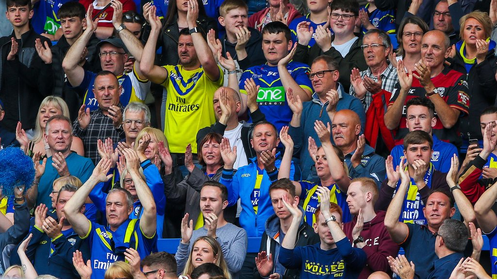 Warrington Wolves: Seven players to leave at end of Super League season | BBC