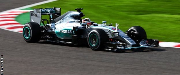 Hamilton Drives Senna S Car