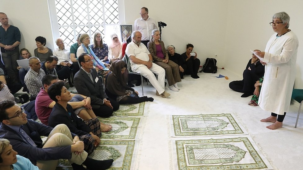 Mezquita Ibn Rushd-Goethe