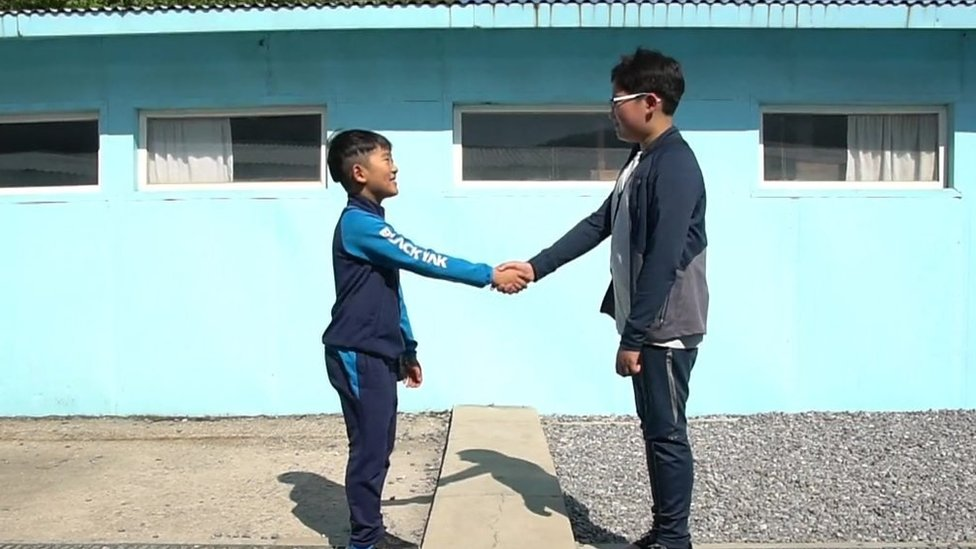 Korea: Hoping for peace at a fake DMZ