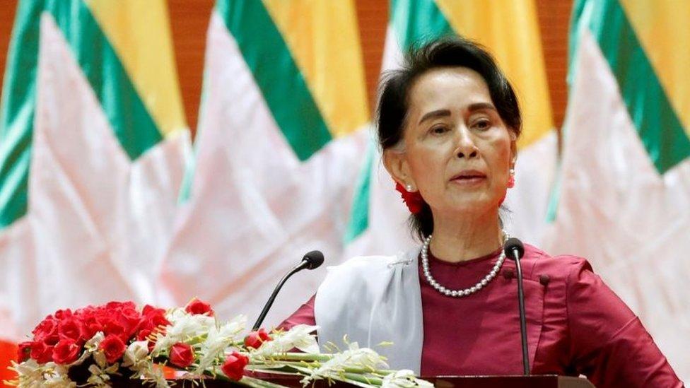 Rohingya crisis: Suu Kyi does not fear global 'scrutiny'