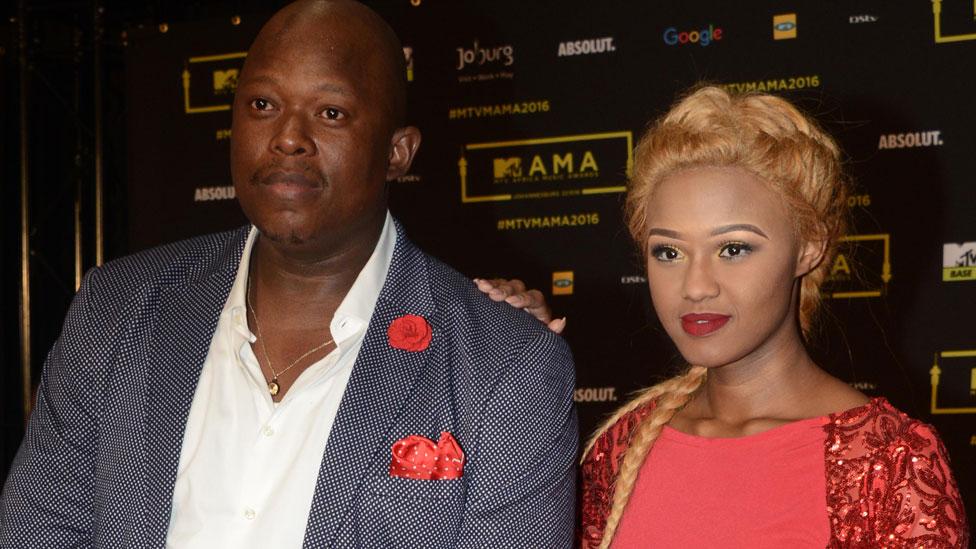 Babes Wodumo assault: Celebrity boyfriend Mampintsha arrested