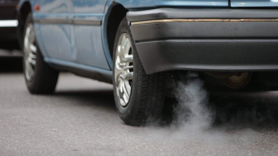 MOT diesel test not performed in NI for 12 years