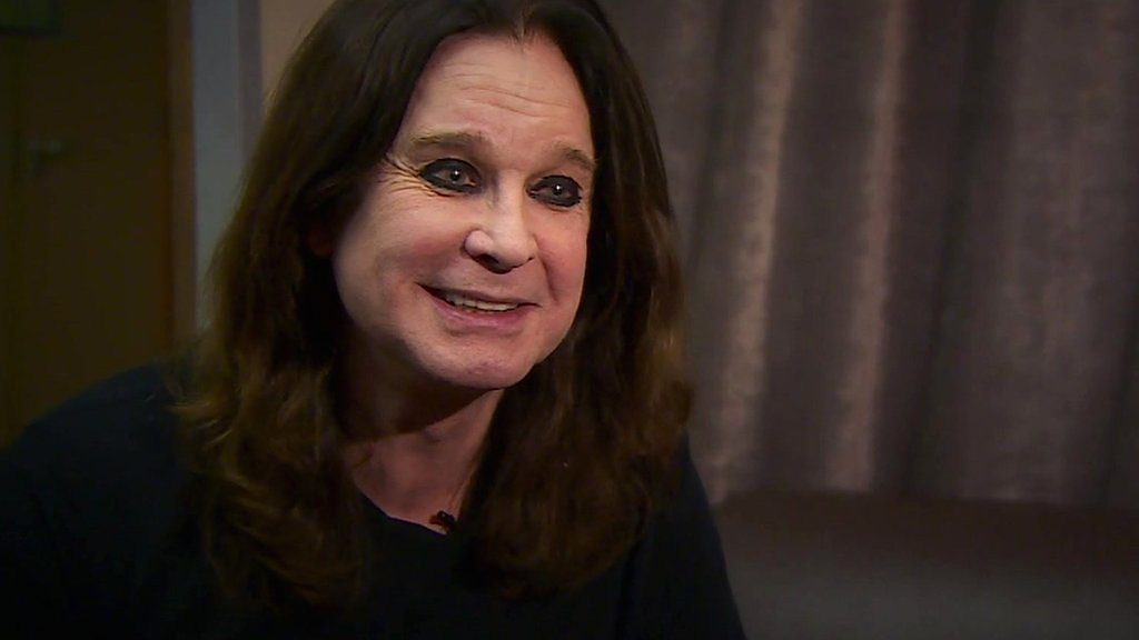 BBC News - Ozzy Osbourne on fame and reality TV