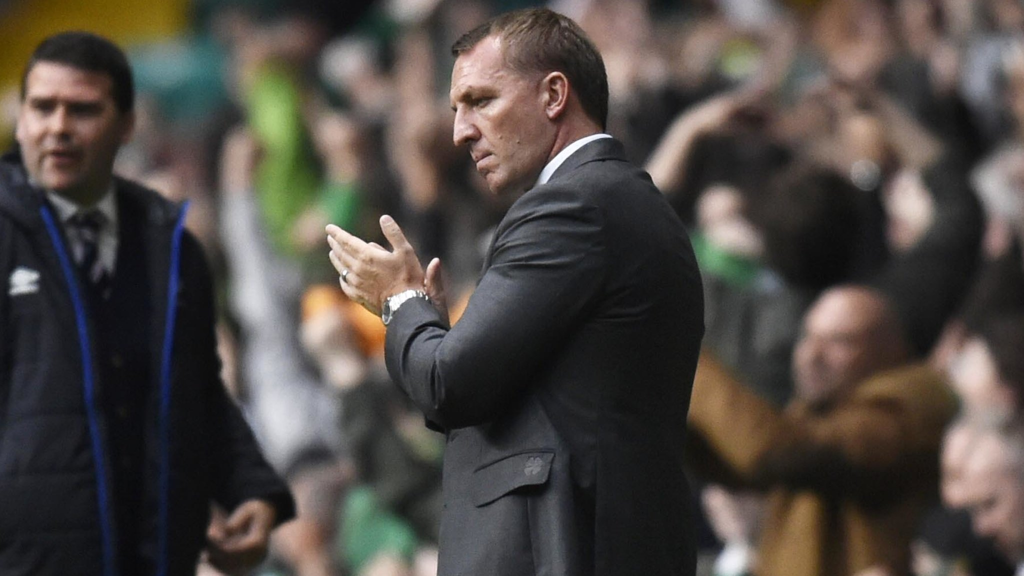 Celtic: Brendan Rodgers says Champions League qualifying ties hold 'no fear'