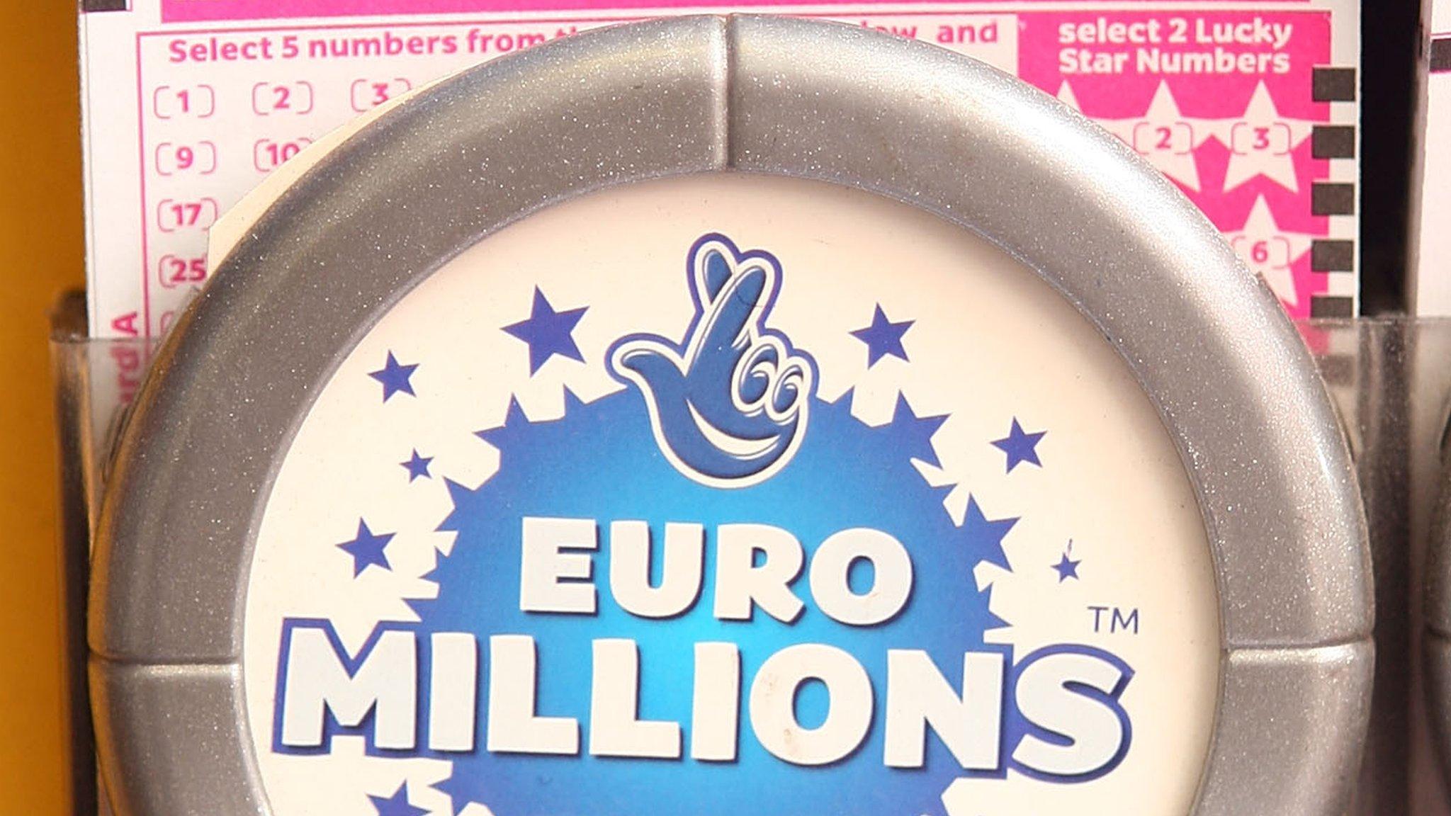 Euromillions: UK ticketholder scoops £121m jackpot