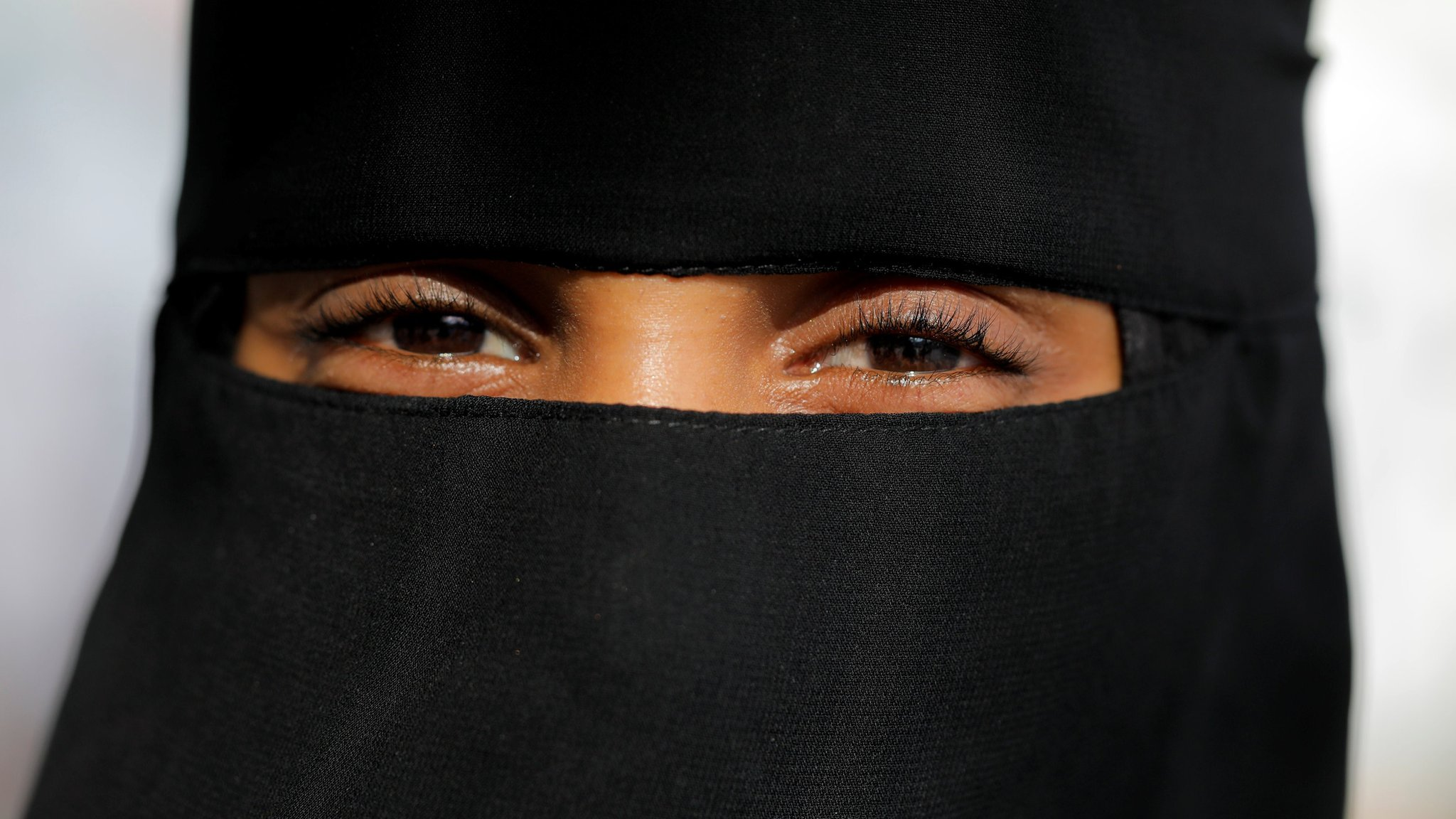 Whats the difference between a hijab niqab and burka cbbc newsround