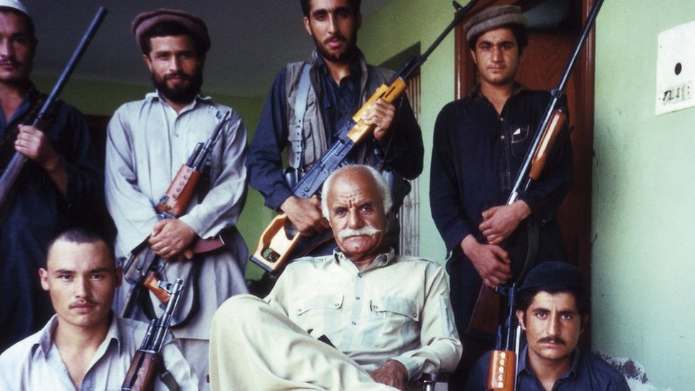 My holiday with the Afghan mujahideen