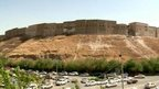 Irbil's ancient Citadel in northern Iraq