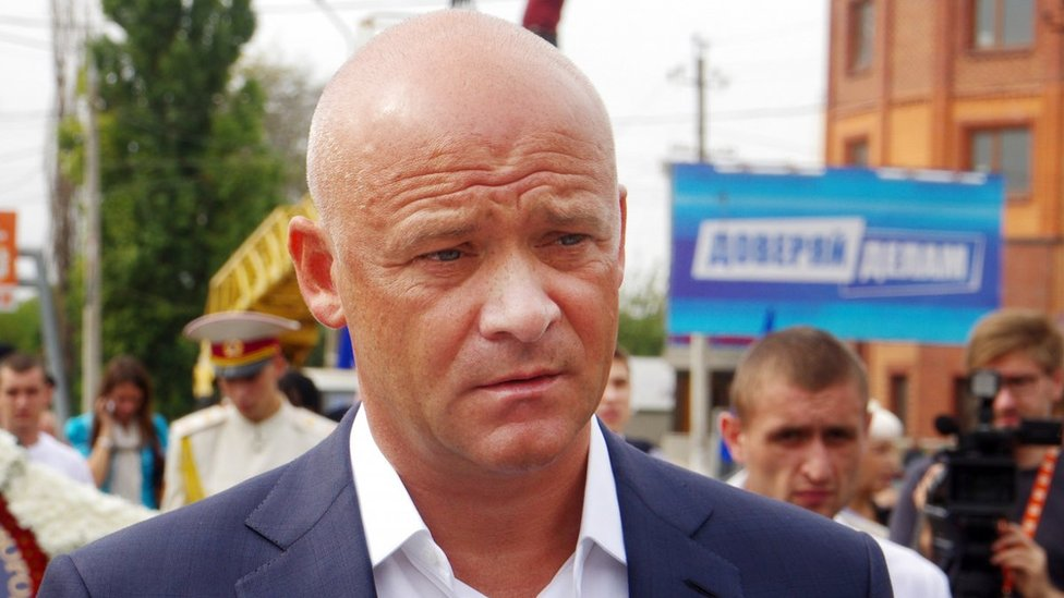 Від охоронця до керівника Одеси: хто такий мер Труханов