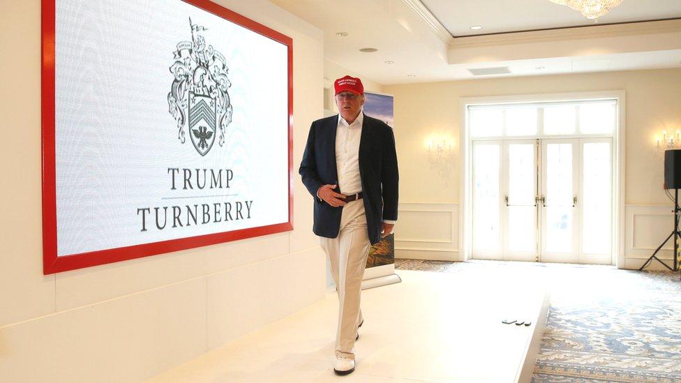 Trump luxury hotel given £110,000 Scottish tax rebate